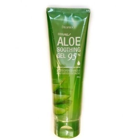 95% DEOPROCE cooling aloe soothing gel