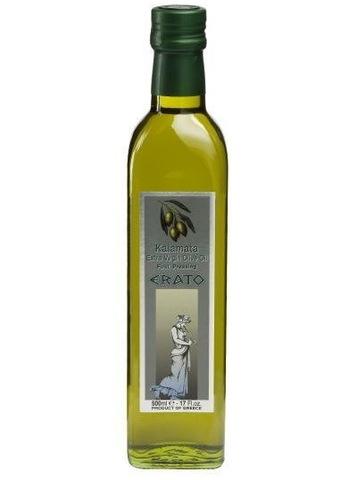 Оливковое масло первого холодного отжима Эрато EV Maraska Греция 500 мл