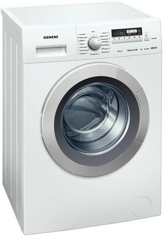 Фронтальная узкая стиральная машина Siemens WS 10 G 240 OE