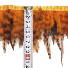 Купить оптом перья Пестрого Петуха на ленте в интернет-магазине Orange