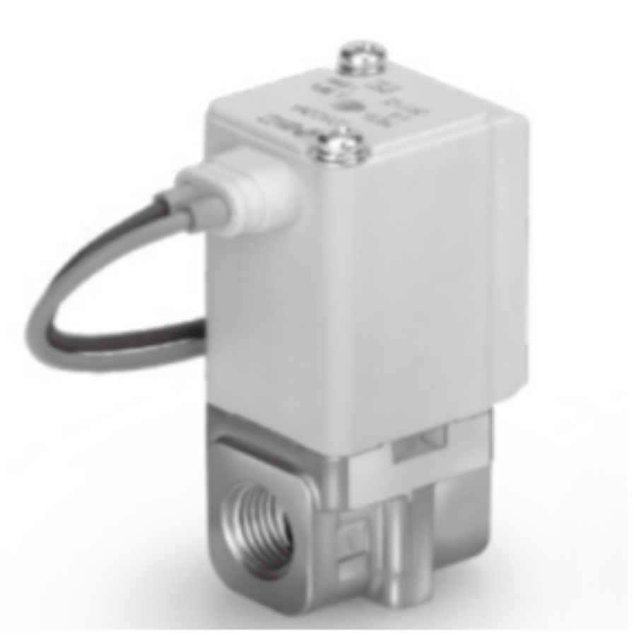VDW24TA  2/2 Клапан Н.З., на вакуум, M5, 24VDC, нерж