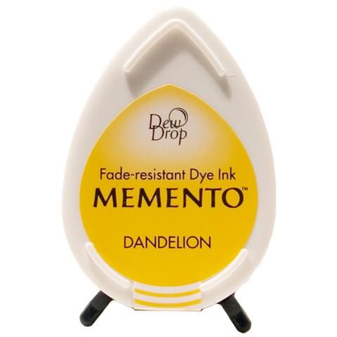 Штемпельная подушечка mini - MEMENTO -  Dandelion