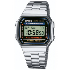 Saat: Часы Casio Collection Unisex Adults Watch A168WA-1YES