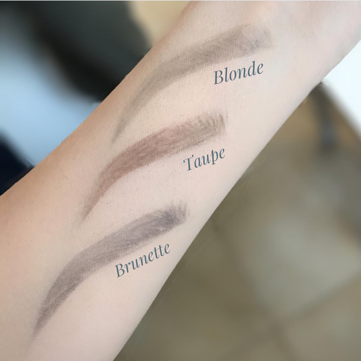 Карандаш для бровей Beautydrugs Brunette