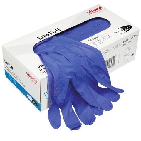 Перчатки нитриловые -1шт