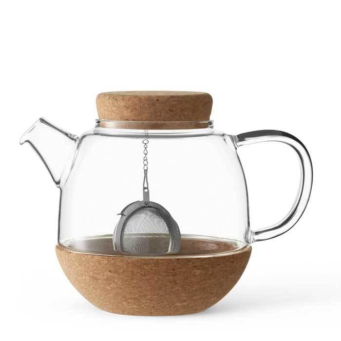 "Чайник заварочный с ситечком Viva Scandinavia ""Cortica"" 600 мл"