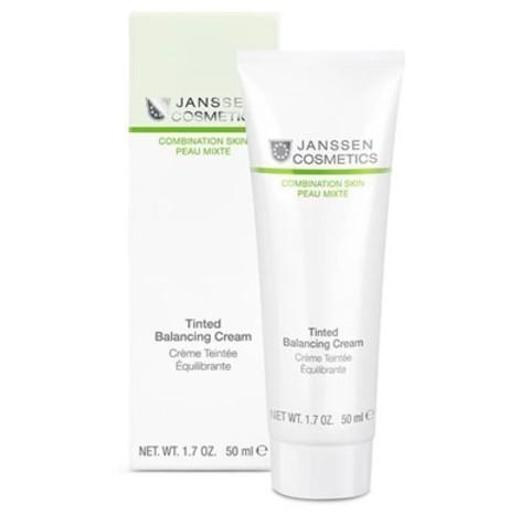 JANSSEN COSMETICS Балансирующий крем с тонирующим эффектом | Tinted Balancing Cream