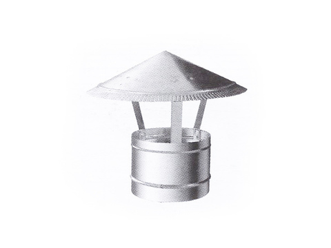 Зонт D 100 оцинкованная сталь