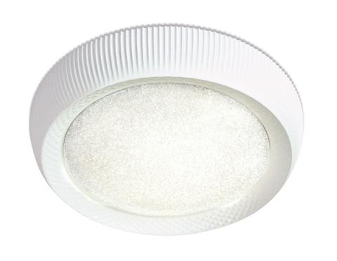 Потолочный светодиодный светильник с пультом FS1240 WH/SD 48W 500*500*100 (ПДУ ИК)