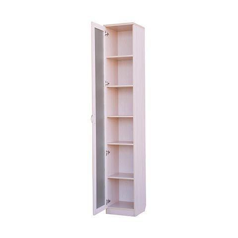 Шкаф для книг узкий (Гарун-222)