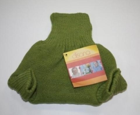 Шерстяные пеленальные штанишки 86-92