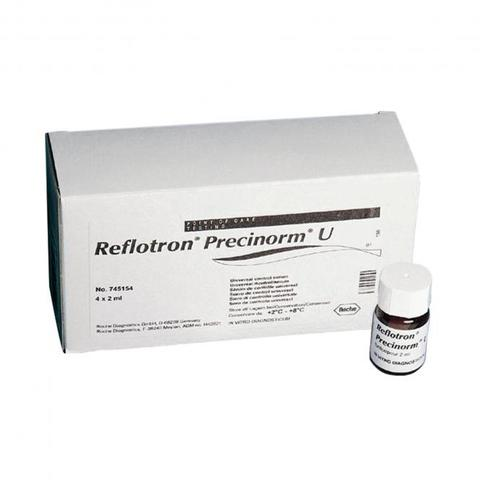 10745154196 Прецинорм У для Рефлотрона (Precinorm U for Reflotron) 4х2мл (Roche Diagnostics GmbH, Германия)
