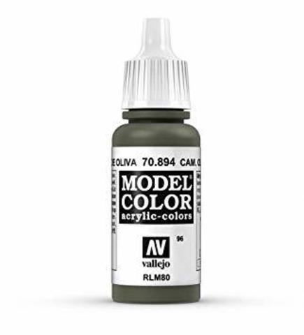 Model Color Cam.Olive Green 17 ml.