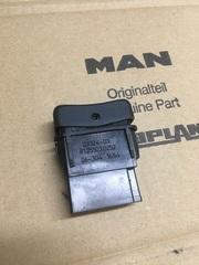 Кнопка на торпееде MAN  OEM MAN - 81255030251; 81255250064; 81255030252