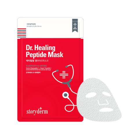 Пептидная маска на тканевой основе Dr.Healing Peptide Mask