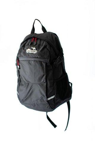 Рюкзак туристический Tramp Slash 27 л TRP-036 (черный)
