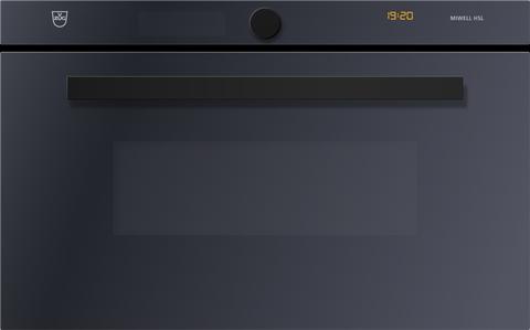 Встраиваемая микроволновая печь V-ZUG Miwell HSL 60 MWHSL60g