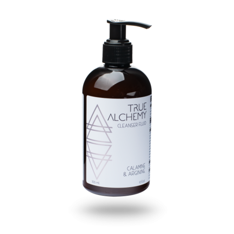 Cleanser Fluid Calamine&Arginine флюид для умывания, ТМ TRUE ALCHEMY
