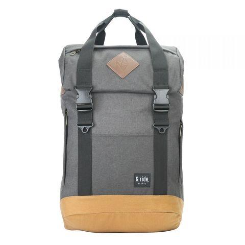 Картинка рюкзак городской G.Ride Arthur серый - 2