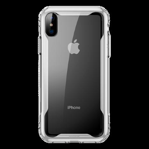 Baseus / Чехол Armor Case для iPhone Xs Max | Белый