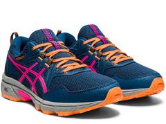 Кроссовки внедорожники Asics Gel Venture 8 Mako Blue/Pink Glo женские