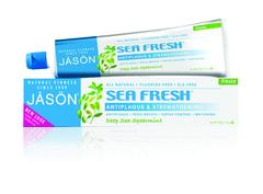 Гелевая зубная паста «Морская свежесть» с фтором и CoQ10