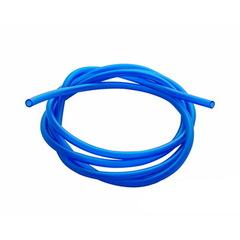 Шланг ПВХ 6 мм для быстросъемов 10 мм, 1 м (синий)
