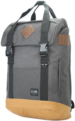 Картинка рюкзак городской G.Ride Arthur серый - 1
