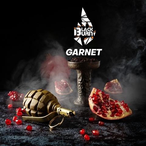 Табак Burn Black Garnet 100 г