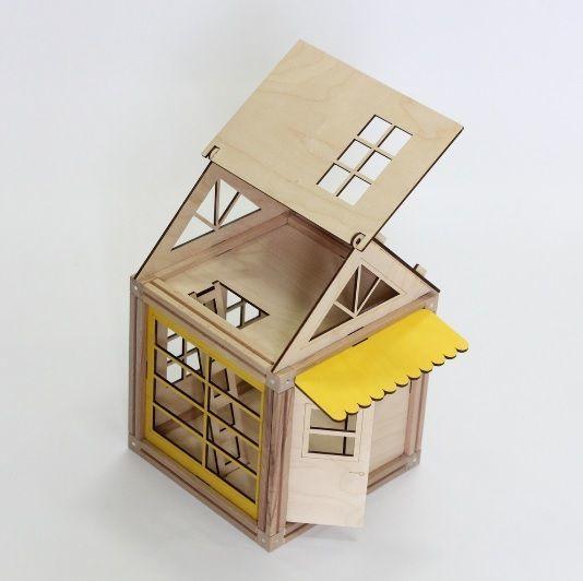 Woodjo Mini 33 детали