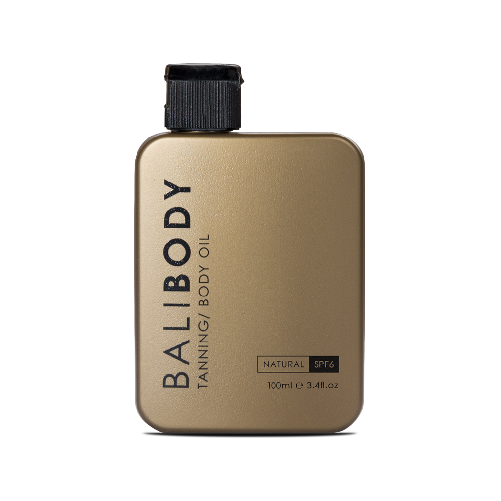 Масло для загара BaliBody Tanning Body Oil SPF 6 100 мл