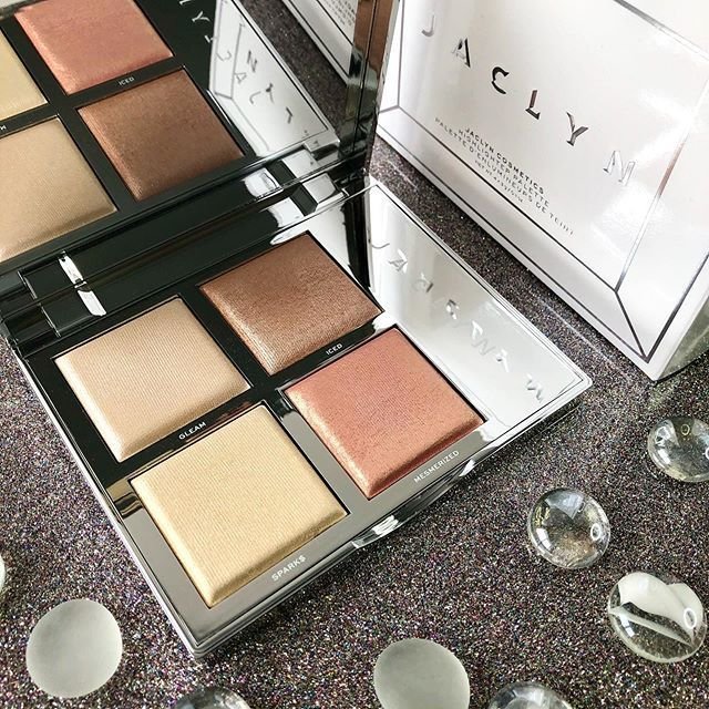 Jaclyn Hill Cosmetics Accent Light Highlighter Palette