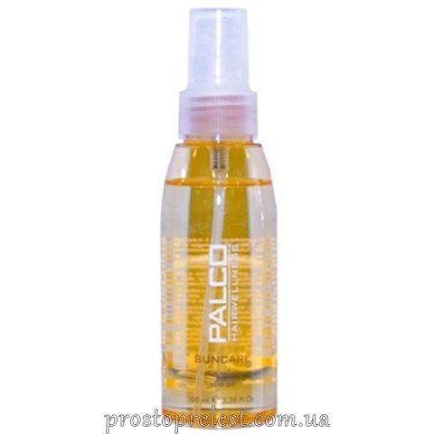 Palco Professional Sun Care Sun Oil - Масло солнцезащитное для волос