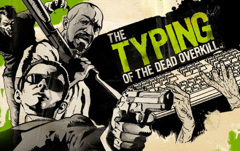 The Typing of the Dead : Overkill Collection (для ПК, цифровой ключ)