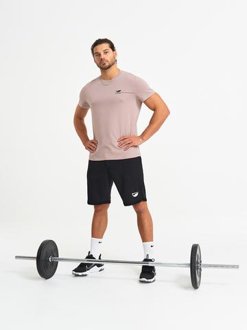 Футболка мужская Regular для йоги и фитнеса