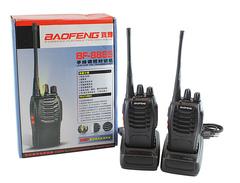 Комплект радиостанций Baofeng BF-888S (рации 2 шт.)