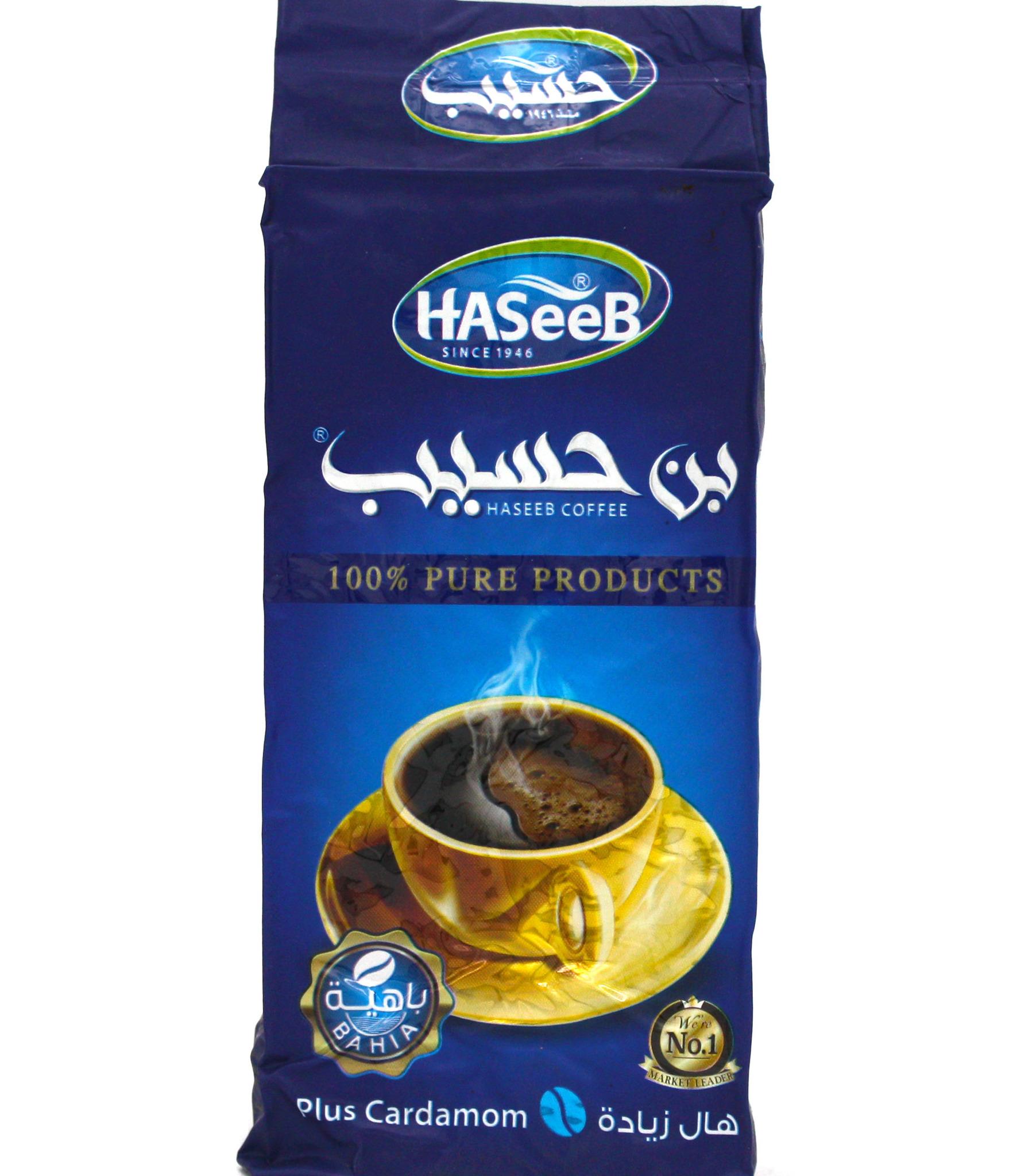 Кофе молотый Арабский кофе Plus Cardamom, Haseeb, 200 г import_files_eb_eb555d1c1a2711e9a9a6484d7ecee297_1ef3f6981b1a11e9a9a6484d7ecee297.jpg