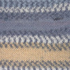 Пряжа YarnArt Crazy Color 125  (Серо-голубой, джинс, песочный, кремовый)