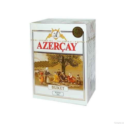 Tea Azərçay Buket black 450 qr