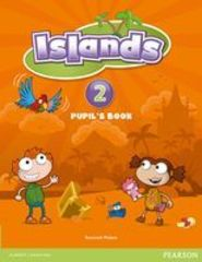 Islands Level 2 Pupil's Book plus pin code