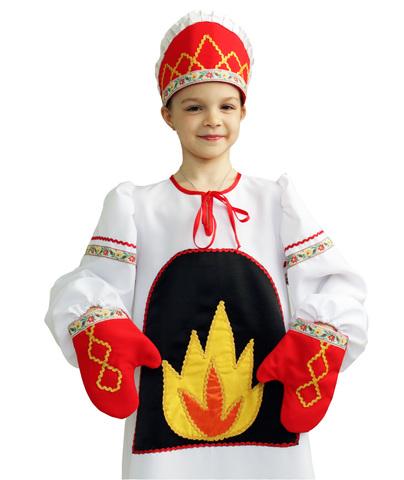 Костюм Печка детский 1 2