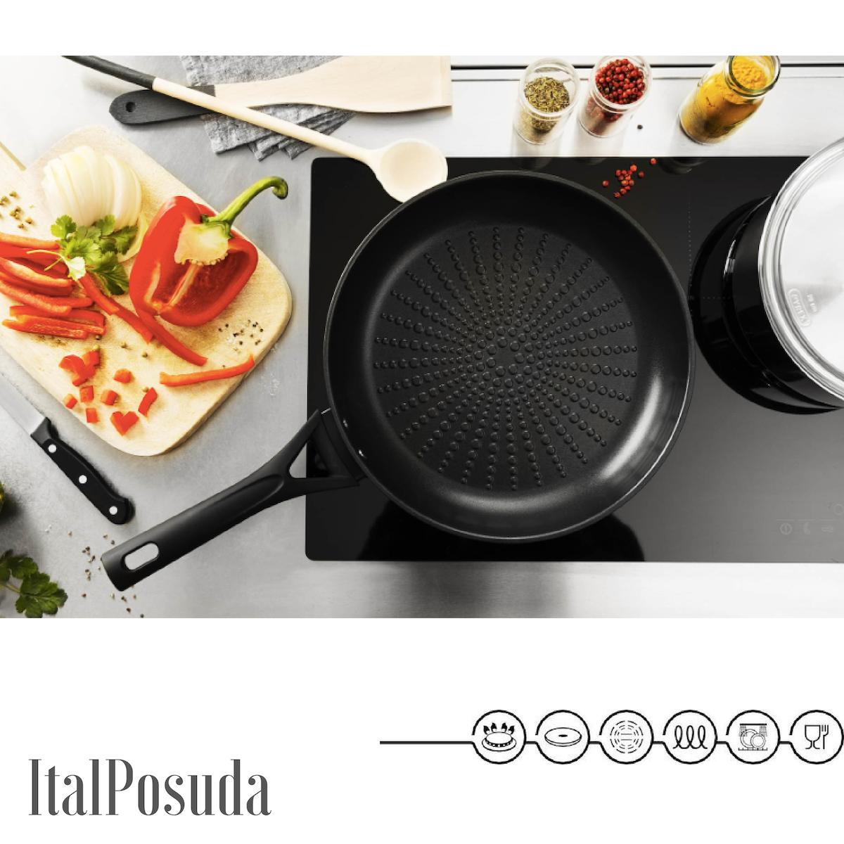 Сковорода Pyrex Expert Touch, 26 см