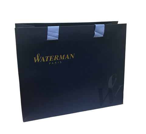 Пакет Waterman  - бумажный, 29х26 см