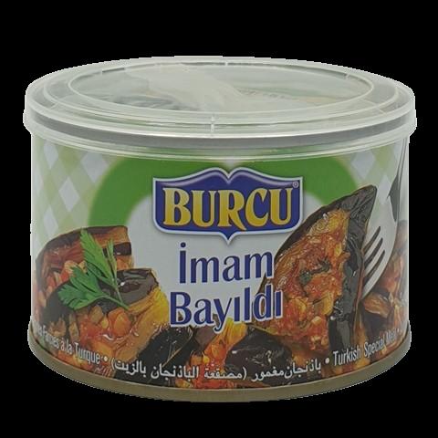 Консервированное рагу овощное Imam Bayildi BURCU, 400 гр