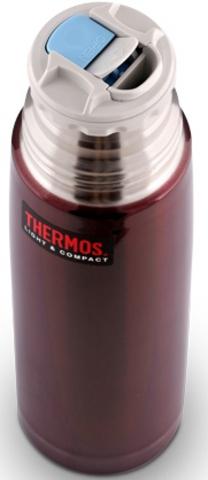 Термос Thermos FBB 500BC Midnight Red (0,5 литра), коричневый