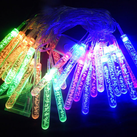 гирлянды новогодние лед светодиодные сосульки электрические декоративные