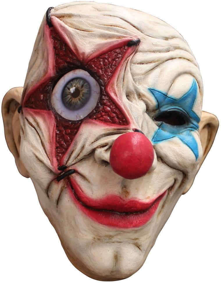 Маска Клоуна Звездный Глаз