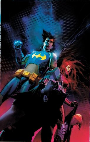 Superman: Nightwing and Flamebird