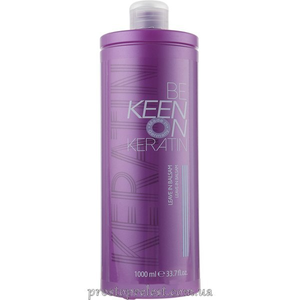 Keen Keratin Leave In Balsam - Бальзам увлажняющий