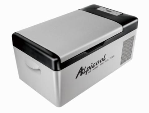 Компрессорный автохолодильник Alpicool C15 (12V/24V/220V, 15л)